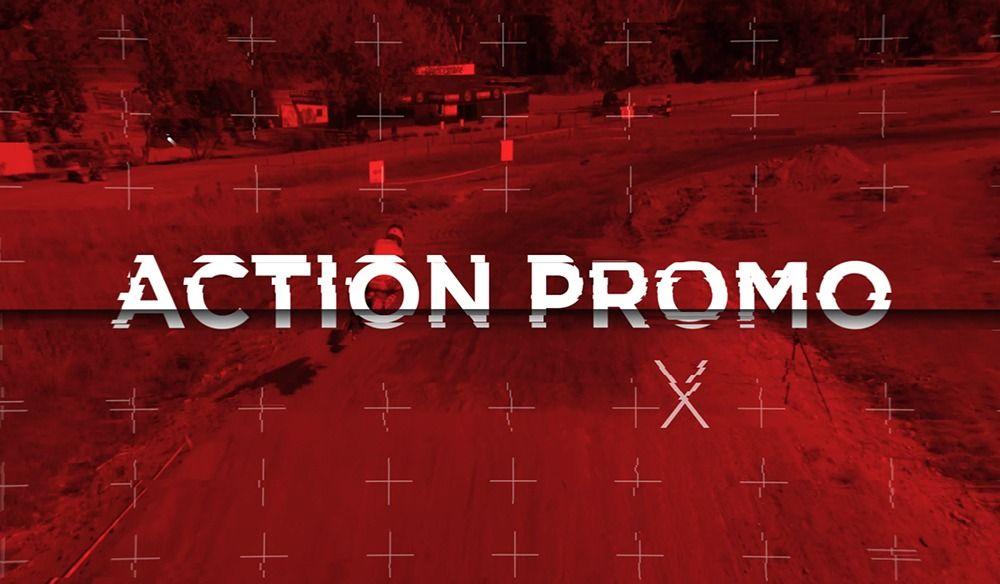 Action Promo - 使用AfterEffects创建快节奏动作促销