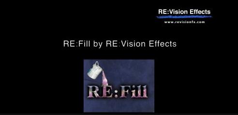 QQ截图20190324213831 - Ae/Pr 智能修补和填充插件 RE:VisionFX RE:Fill 2.2.2 Win/Mac