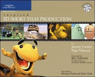 Inspired 3D Short Film Production - 52条动画表演小建议