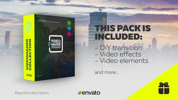 Transition Maker - 视频转场制作工具包 Transition Maker V1.1