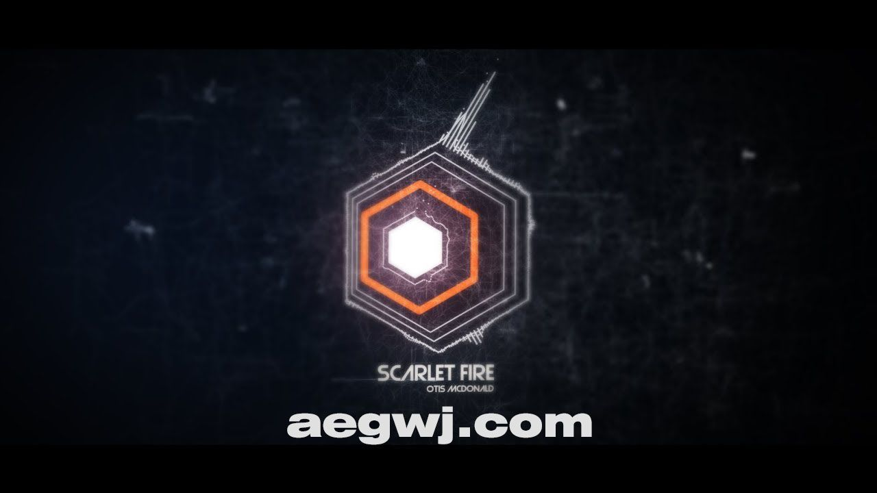 aegwj水印模板 110 - 在AE制作Epic音频可视化工具Epic Audio Visualizer in After Effects