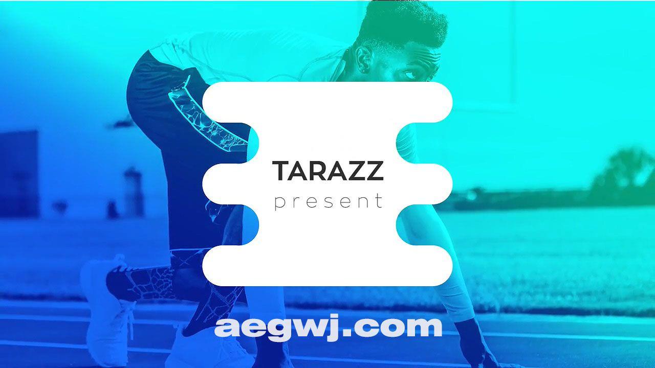 aegwj水印模板 12 - Pr模板-创意图片视频包装片头 Creative Slideshow