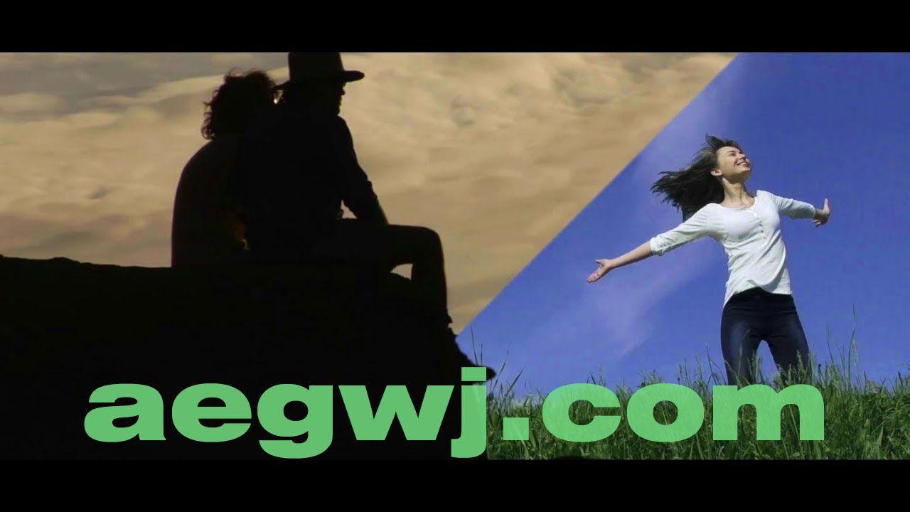 aegwj水印模板 122 - 简易方法中分割视频转换Split Video Transition in After Effects