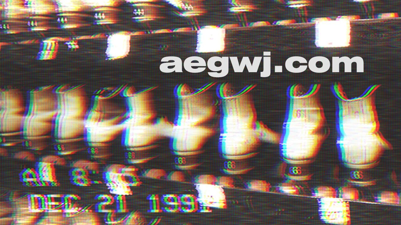 aegwj水印模板 134 - 如何在After Effects中伪造VHS外观