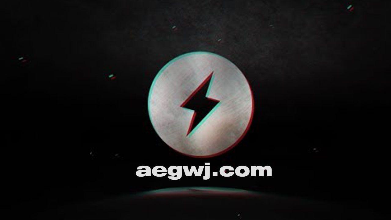 aegwj水印模板 39 - AE中的病态音频可视化工具Sick Audio Visualizer in After Effects