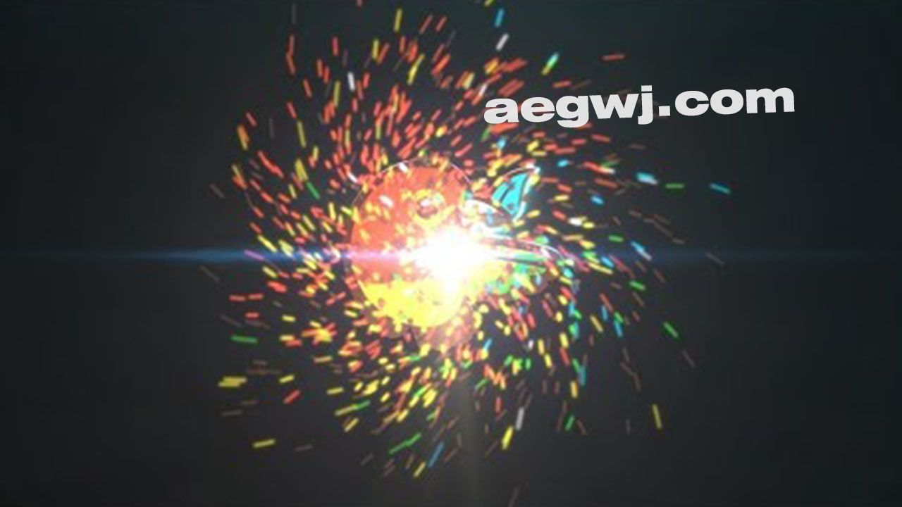 aegwj水印模板 60 - AE中的徽标形成Logo Formation in After Effects