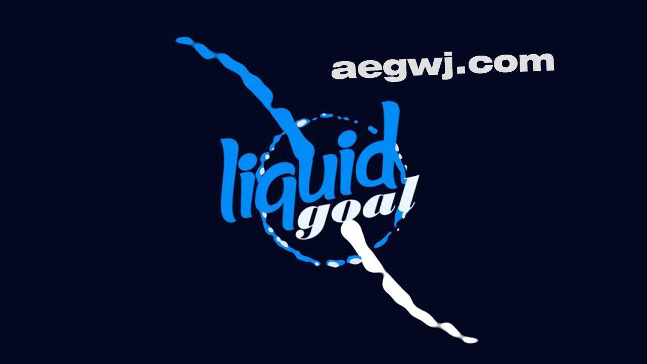 aegwj水印模板 62 - AE中的液体徽标动画Liquid Logo Animation in After Effects