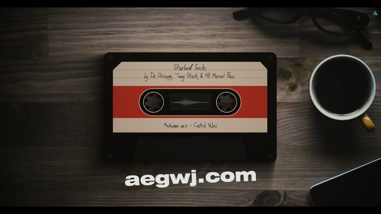 aegwj水印模板 70 - AE中的经典音频可视化工具Classic Audio Visualizer in After Effects