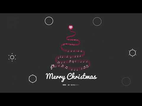 hqdefault 1 1 - 小圣诞动画MINIMAL Christmas ANIMATION in After Effects