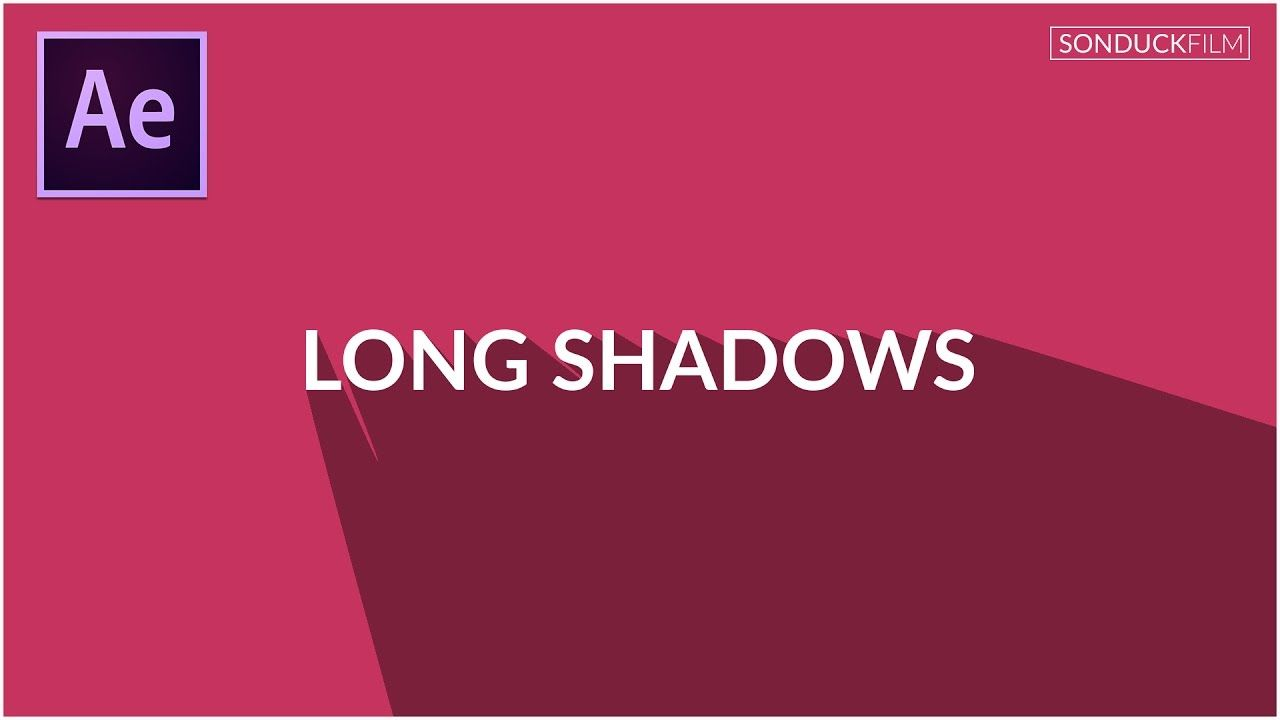 maxresdefault 1 20 - 长平落影After Effects Tutorial Long Flat Drop Shadow Motion Graphics