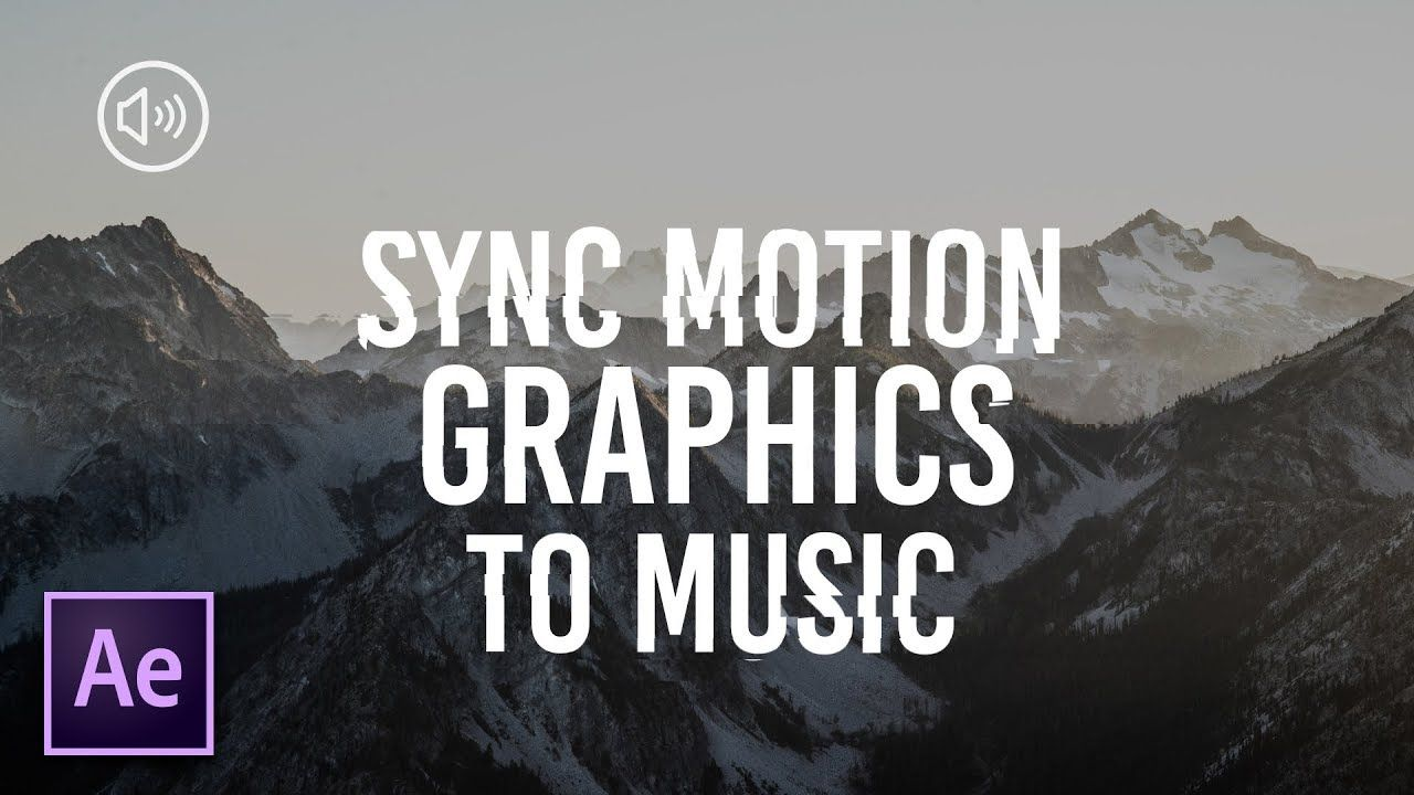 maxresdefault 1 5 - 3种将运动图像与音乐同步的技术3 Techniques To Syncing Motion Graphics To Music  After Effects Tutorial