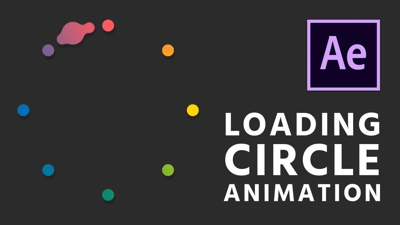 maxresdefault 10 1 - 快速教程中加载圆形动画Loading Circle Animation in After Effects - After Effects Tutorial - QUICK TUTORIAL