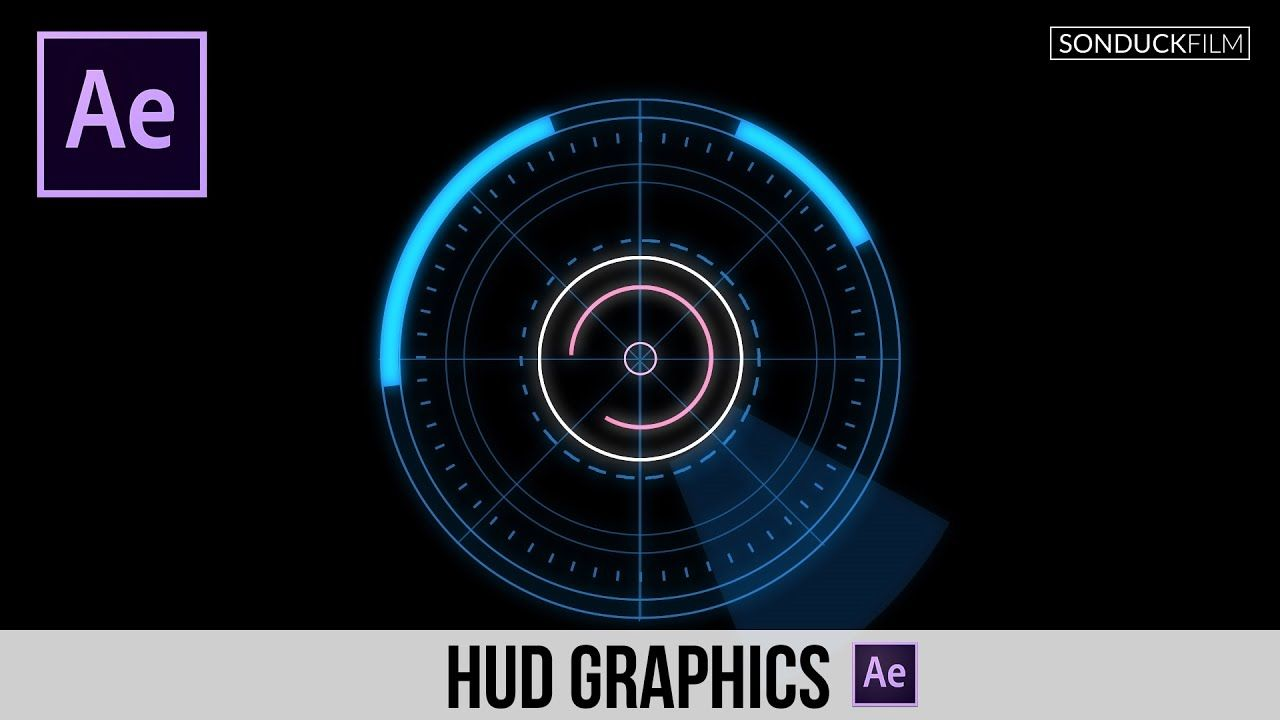 maxresdefault 10 14 - 平视显示器运动图形简介After Effects Tutorial Intro to HUD Motion Graphics