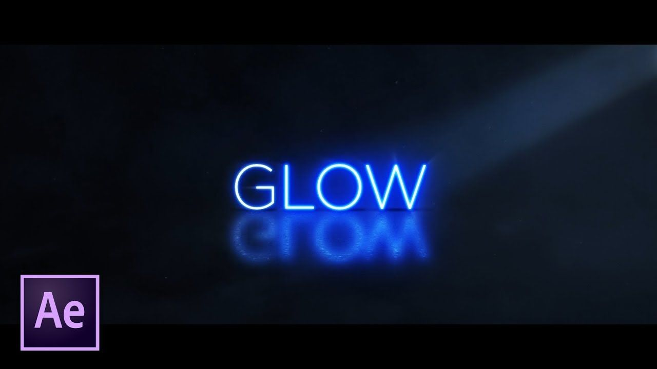 maxresdefault 10 16 - 标题和简介的3种电影光晕技术3 Cinematic Glow Techniques For Titles and Intros  After Effects Tutorial