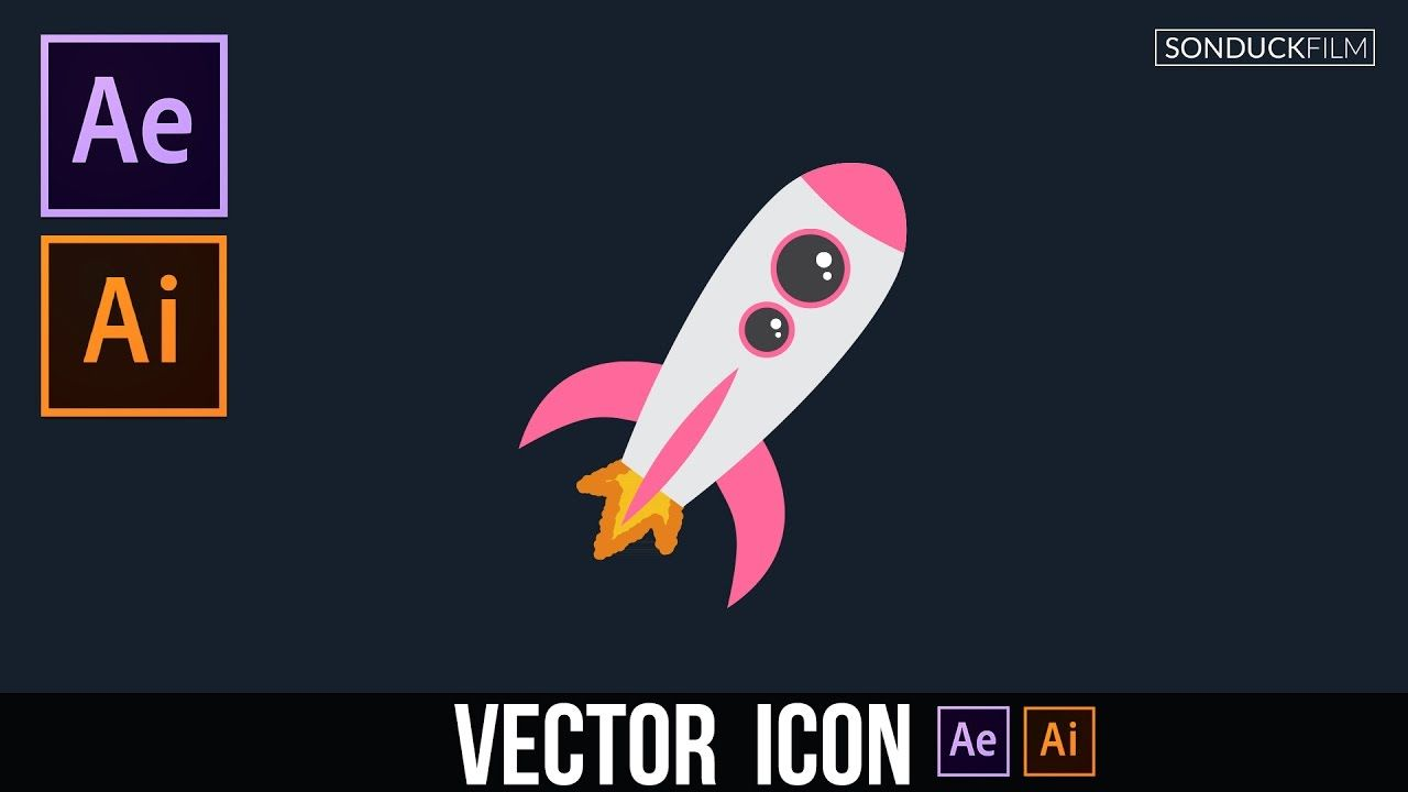 maxresdefault 10 6 - Illustrator to After Effects工作流矢量图标动画设计Illustrator to After Effects Workflow Vector Icon Animation Design