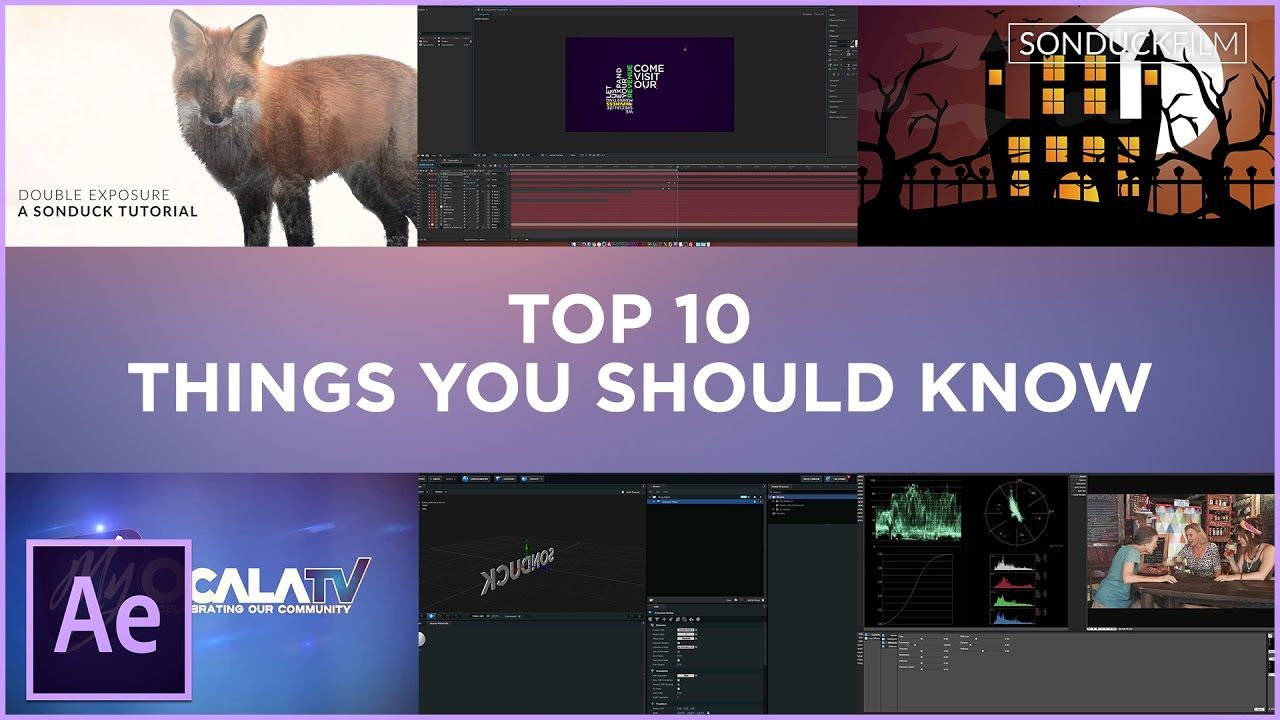 maxresdefault 10 8 - 你应该了解的10个AE制作手法After Effects Top 10 Things You Should Know How To Create