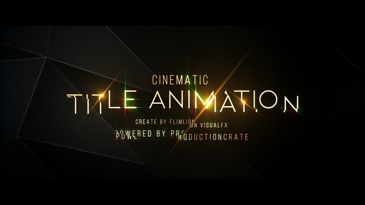 maxresdefault 11 - 时间折皱电影标题动画After Effects Tutorial A Wrinkle in Time Cinematic Title Animation in After Effects - Free Download