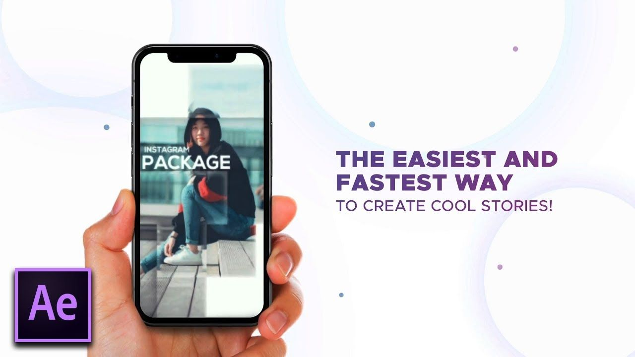 maxresdefault 12 10 - 创建Instagram故事Create Instagram Stories in After Effects  Instagram Library Review
