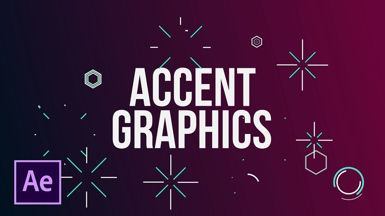 maxresdefault 13 3 - 3大重要的MG动画技术 Accent Motion Graphics Techniques  After Effects Tutorial