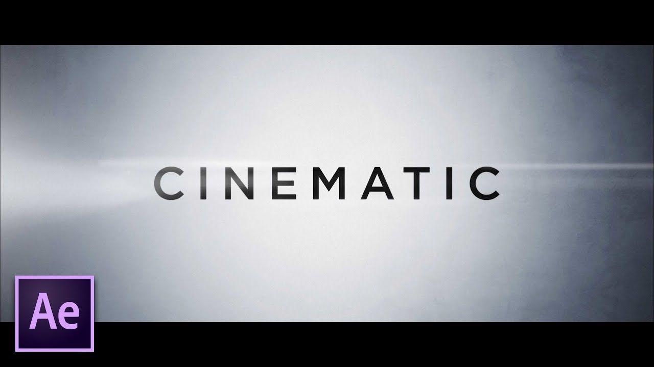 maxresdefault 14 10 - 创建干净的电影预告片标题Create Clean Cinematic Trailer Titles  After Effects Tutorial