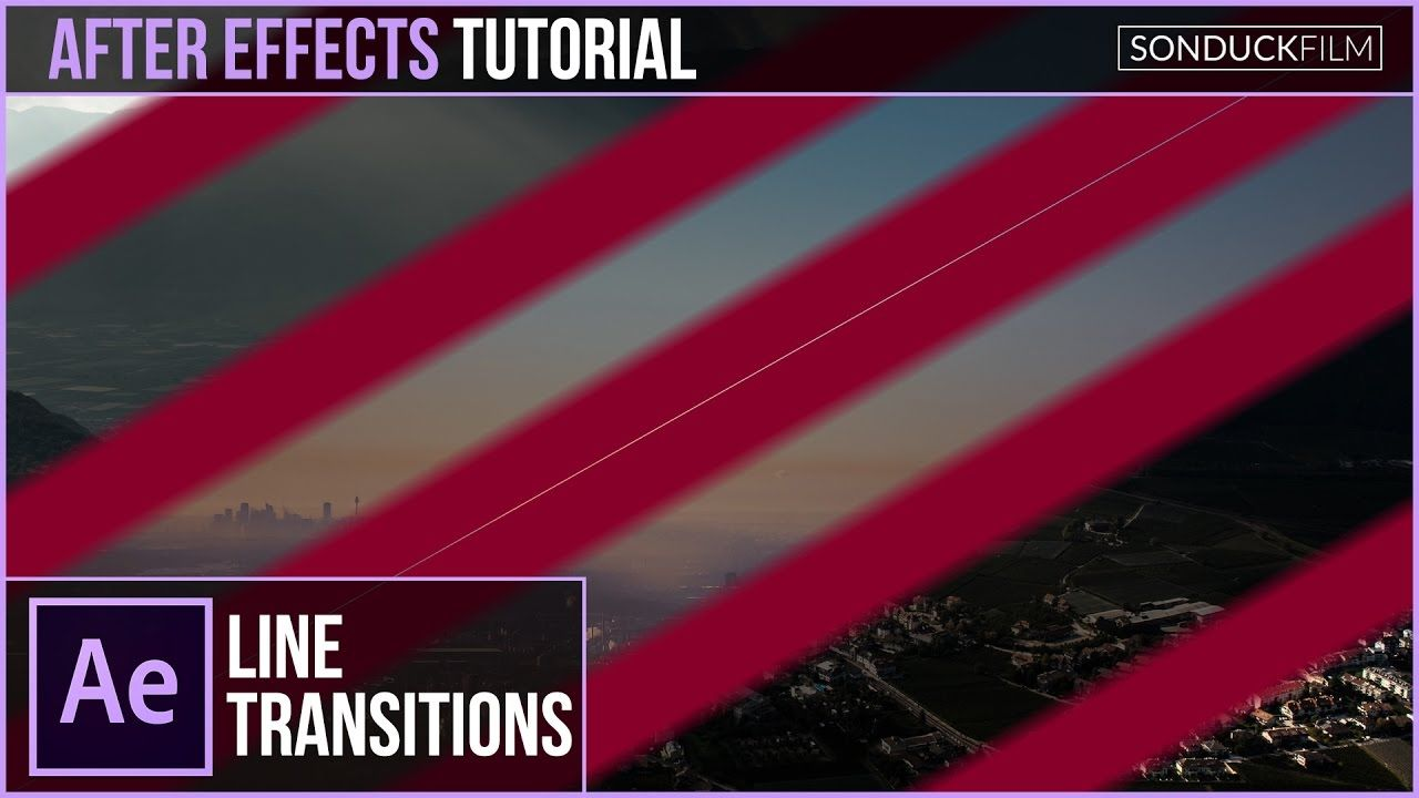maxresdefault 14 14 - 换行转换After Effects Tutorial Line Swipe Transitions