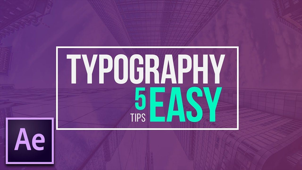 maxresdefault 15 4 - 5轻松标题运动图形技术5 Easy Title Motion Graphics Techniques  After Effects Tutorial