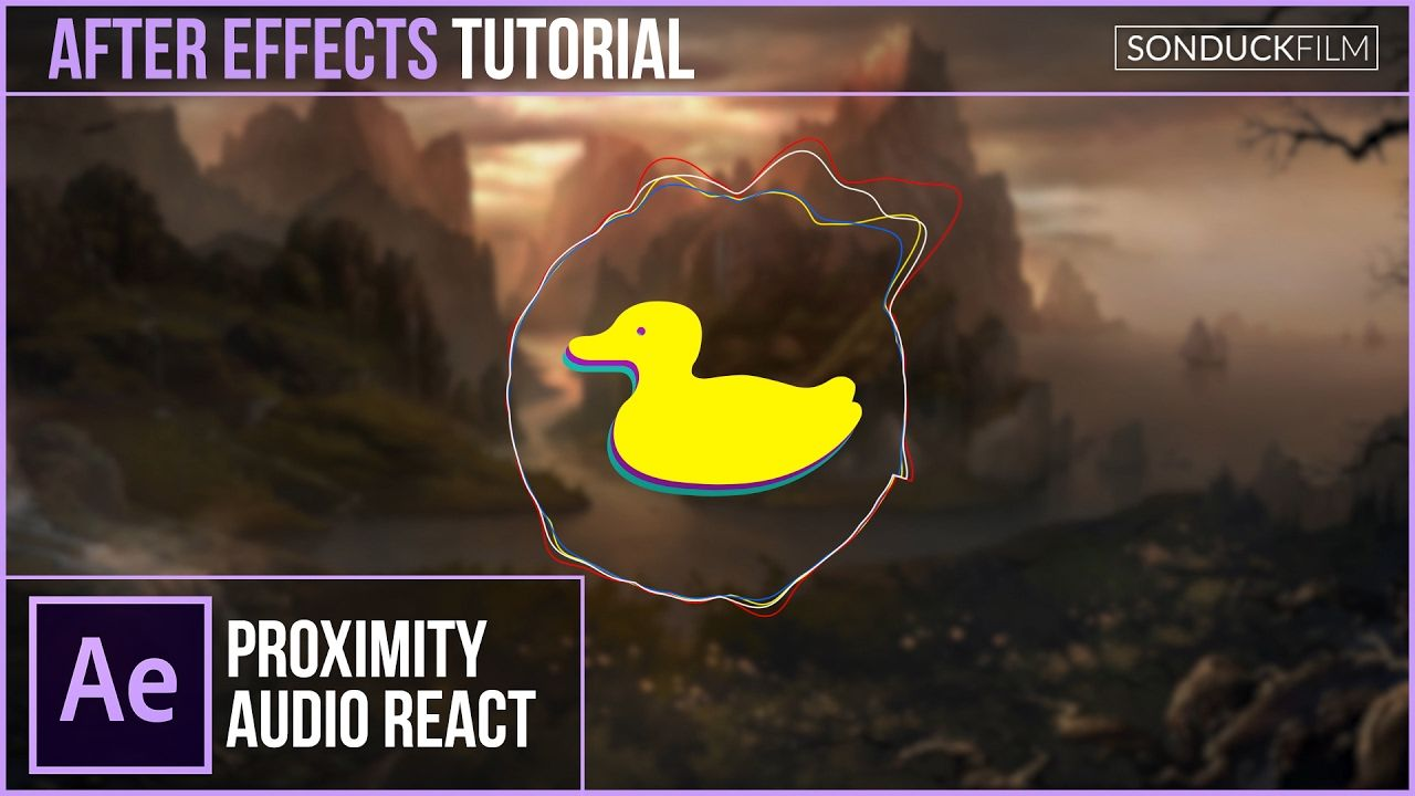 maxresdefault 16 12 - 接近环音频反应After Effects Tutorial Proximity Ring Audio Reaction