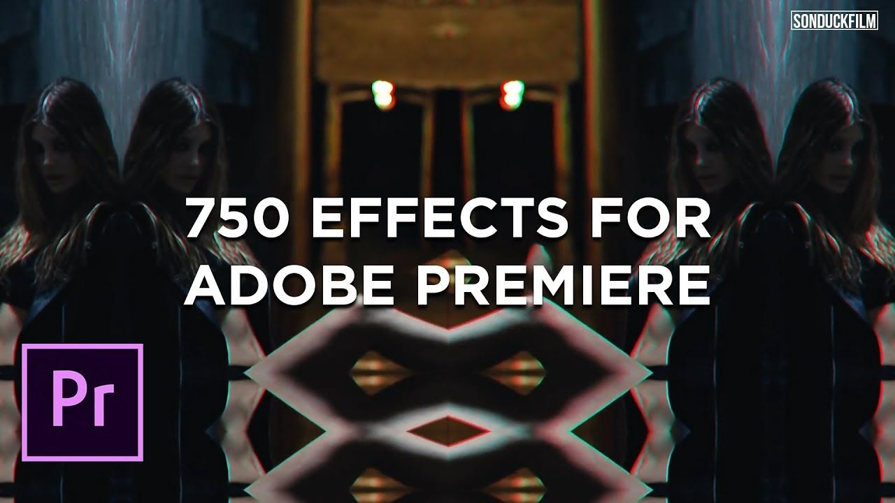 maxresdefault 16 4 - 750个便捷的视频效果Premiere Library - 750 Handy Video Effects For Adobe Premiere