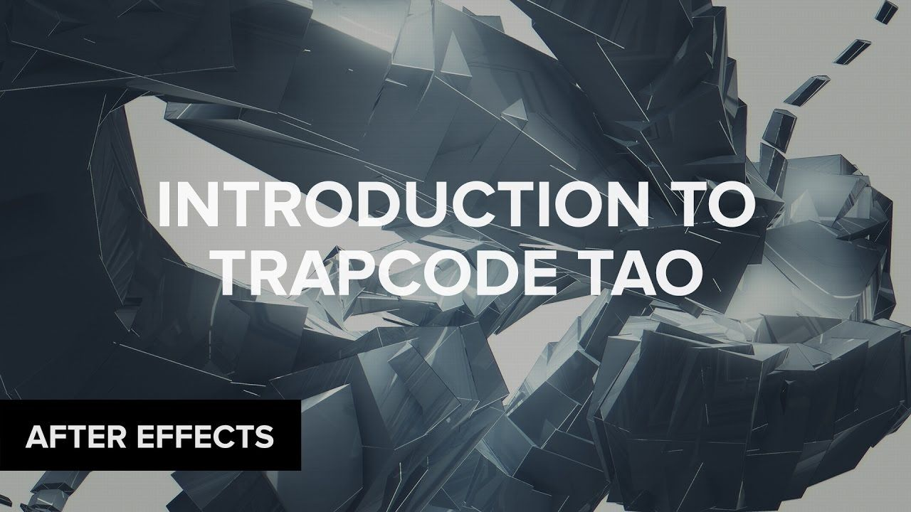maxresdefault 16 - After Effects Trapcode Tao 介绍