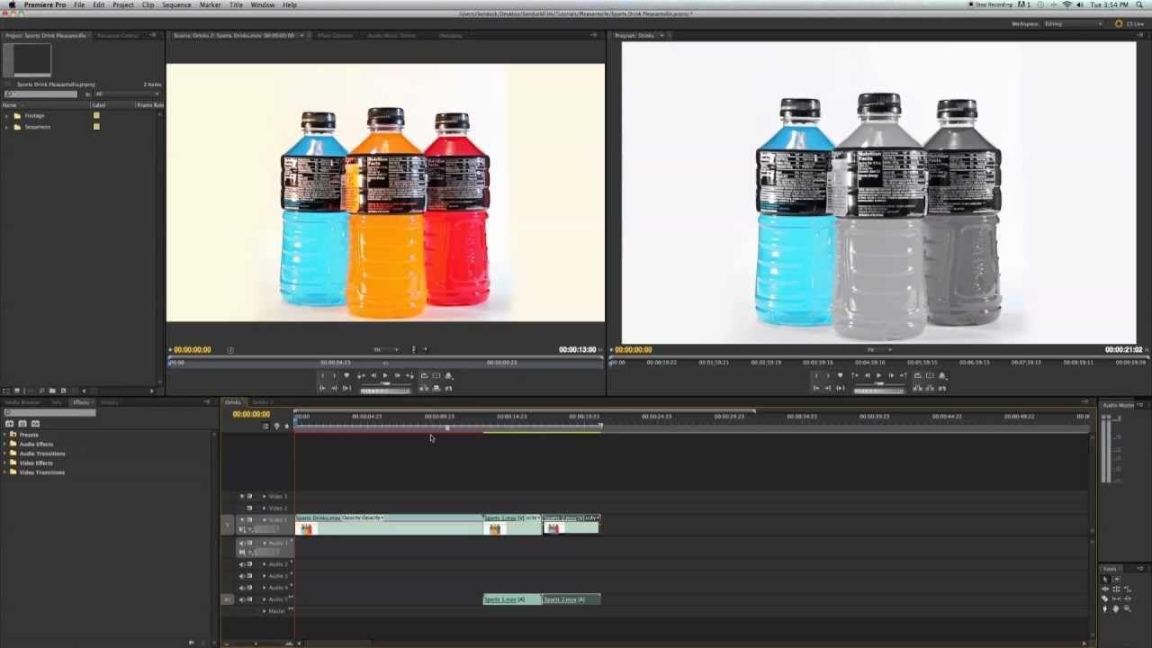 maxresdefault 17 4 - Pleasantville效果教程Pleasantville Effect Tutorial - Adobe Premiere ( Sin City Effect )
