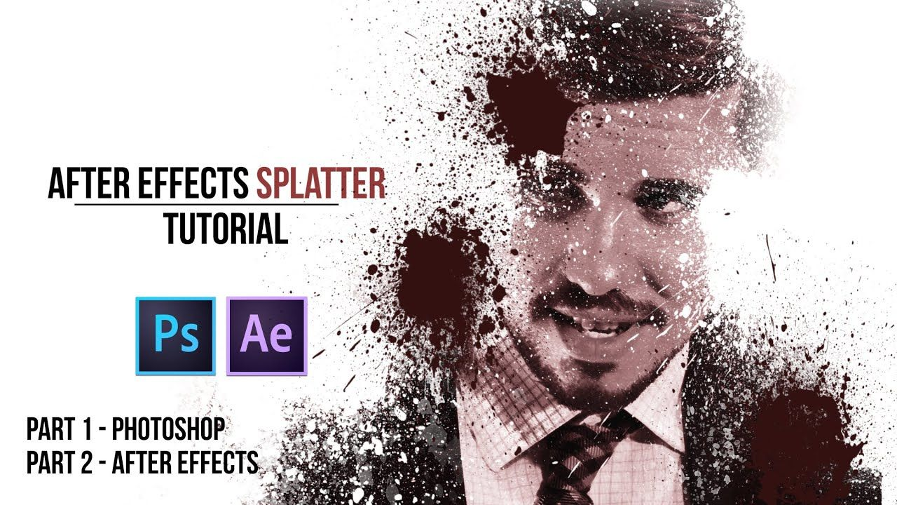 maxresdefault 18 11 - 设置喷溅动画标题Animating Splatter Titles  After Effects Tutorial