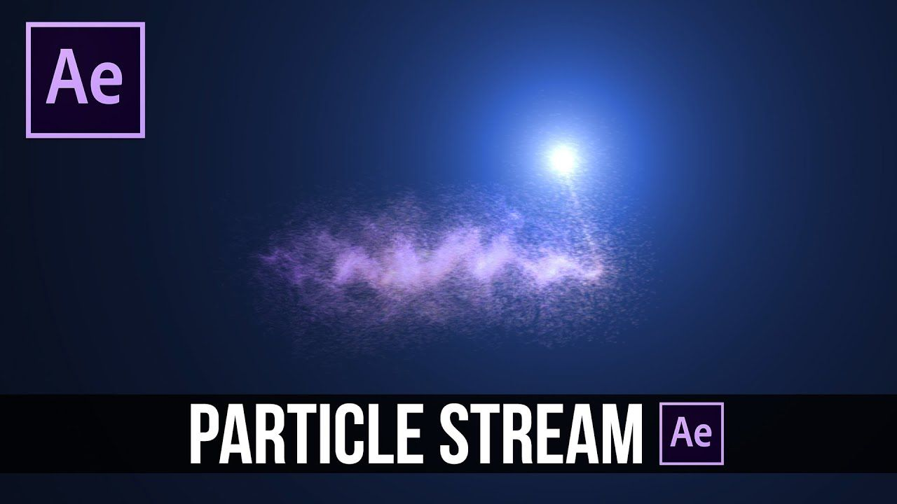 maxresdefault 18 9 - 数百万粒子有声音反应After Effects Tutorial Millions of Particles with Audio Reaction - Trapcode Particular