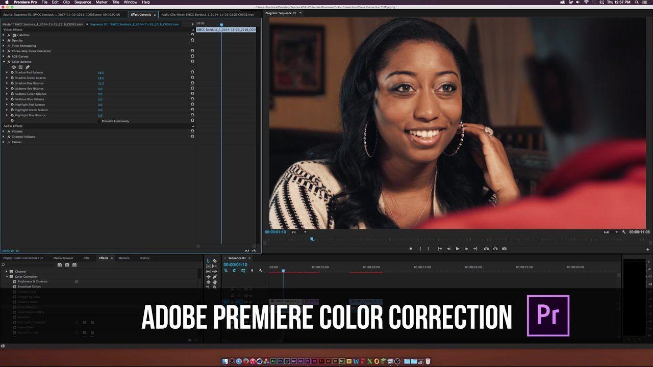 maxresdefault 19 2 - PR高级颜色校正教程Adobe Premiere Advanced Color Correction Tutorial