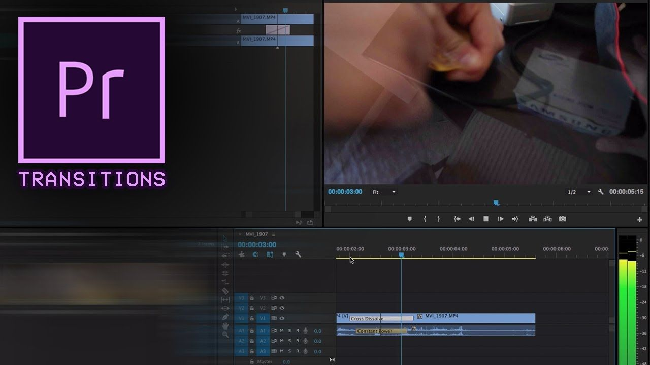 maxresdefault 19 3 - 创造精彩的过渡Create Awesome Transitions  Adobe Premiere CC Tutorial