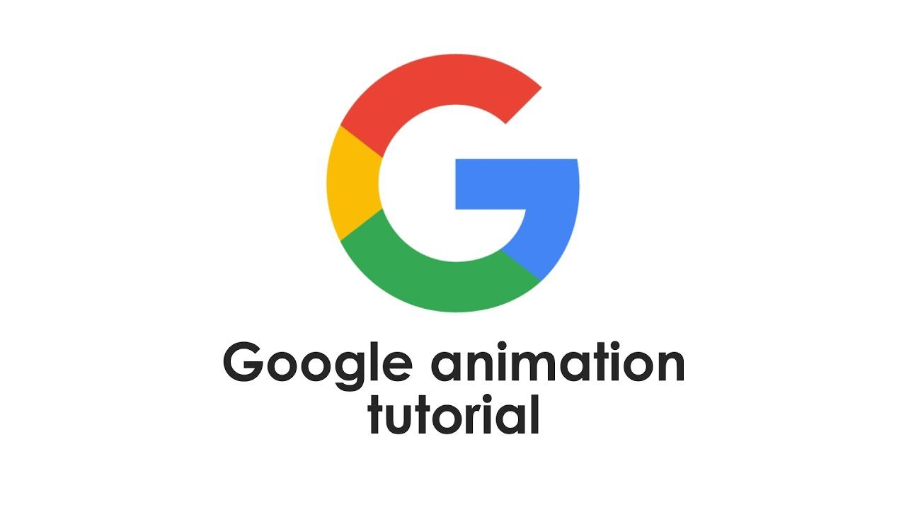 maxresdefault 2 1 - 谷歌搜索logo动画Google Search Logo Animation in After Effects  After Effects Tutorial - Logo Animation - No plugin