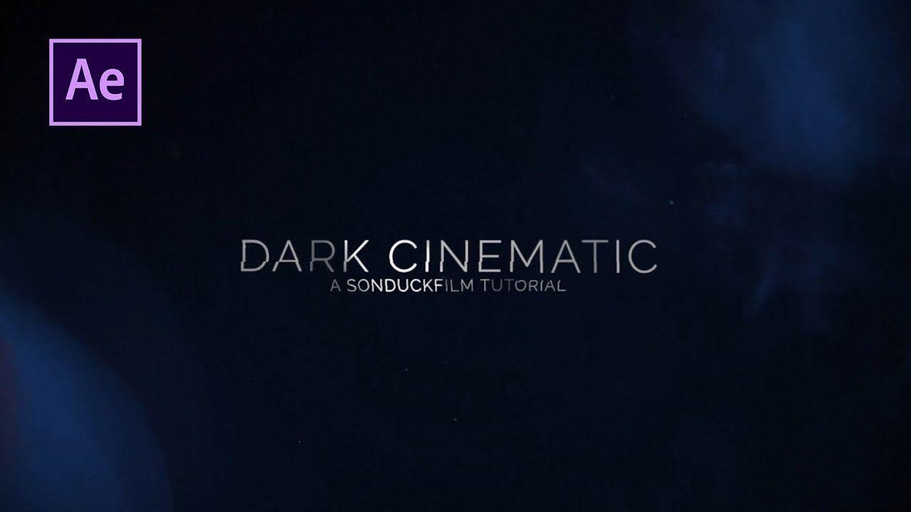 maxresdefault 2 11 - 创建深色电影标题Create Dark Cinematic Title Motion Graphics  After Effects Tutorial