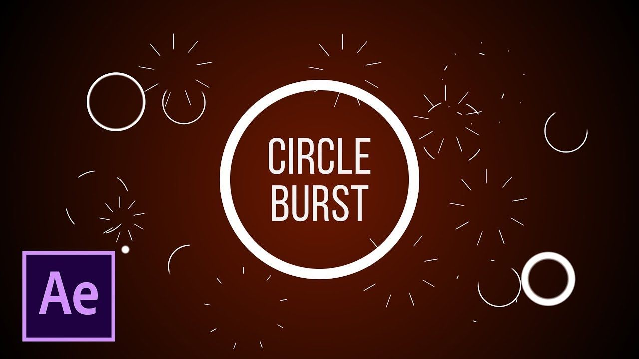 maxresdefault 2 5 - 4大圆爆炸动画特效4 Great Circle Burst Motion Graphics in After Effects