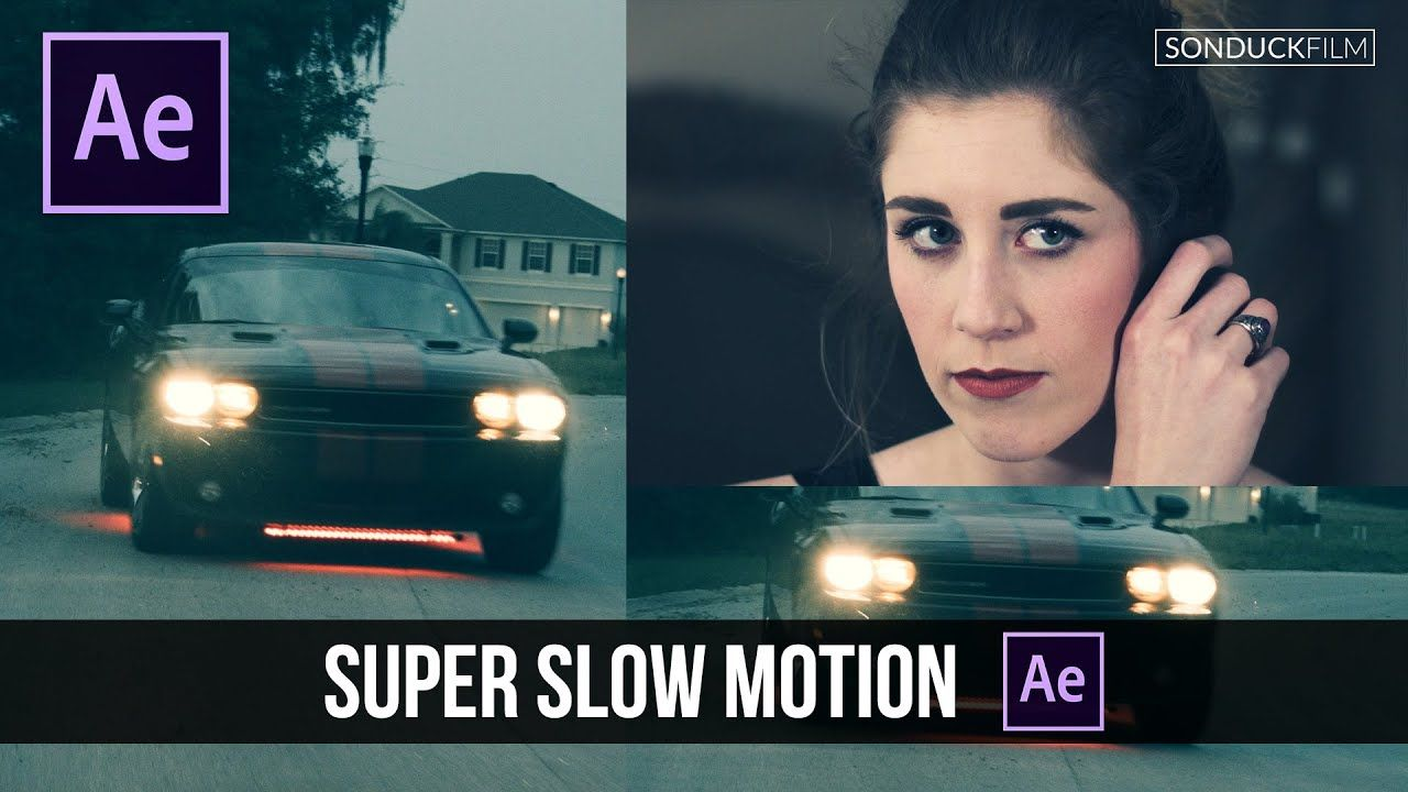 maxresdefault 2 7 - Twixtor教程创建超慢速运动Twixtor Tutorial Create Super Slow Motion in After Effects