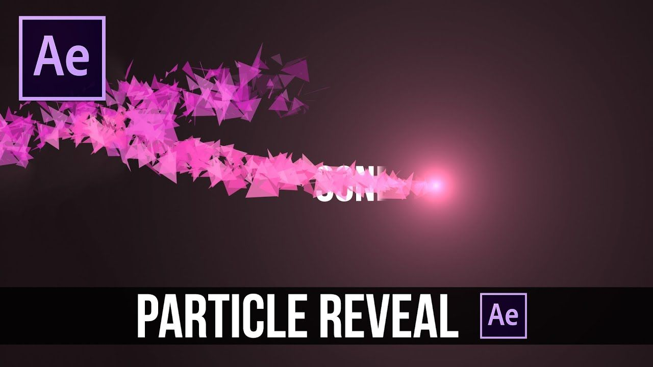 maxresdefault 20 6 - 文本徽标路径上的粒子显示After Effects Tutorial Particle Reveal on Path for Text  Logos (NO PLUGINS)