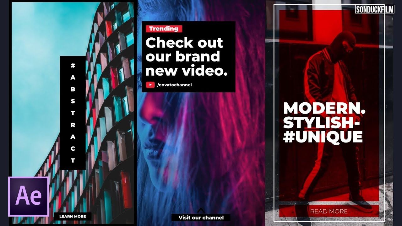 maxresdefault 22 1 - 制作精彩的Instagram故事Produce Great Instagram Stories With Motion Graphics  After Effects Tutorial