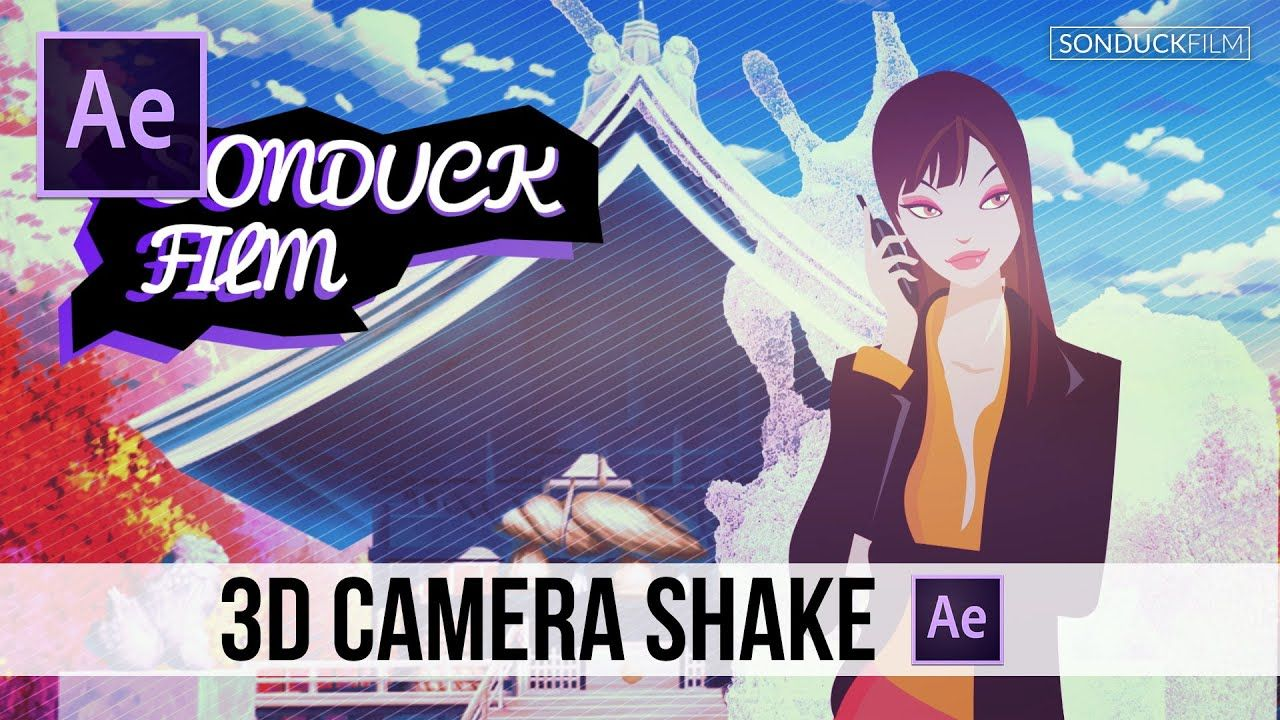 maxresdefault 23 1 - 动态3D相机震动After Effects Tutorial Dynamic 3D Camera Shake