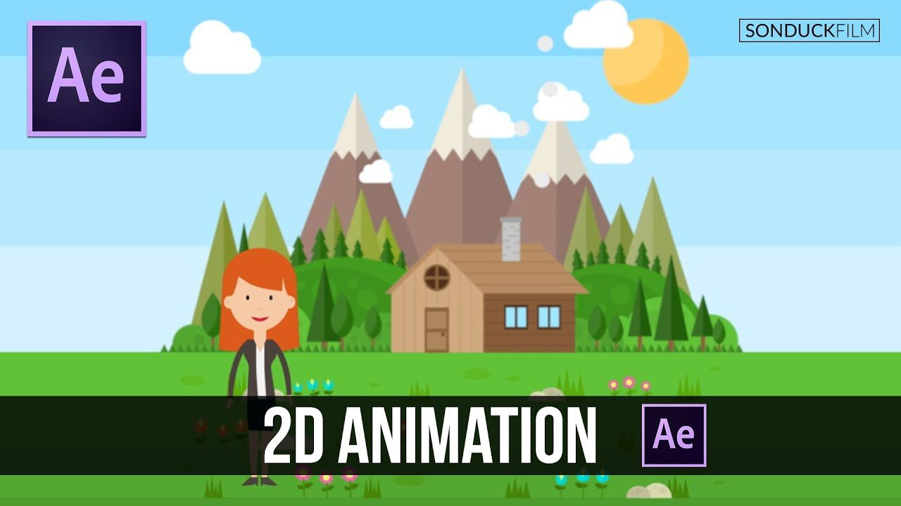 maxresdefault 26 2 - 简单的2D动画After Effects Tutorial Easy 2D Animation