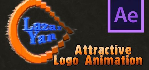 maxresdefault 3 21 520x245 - 吸引人的标志动画效果AE教程简单的标志动画Attractive Logo Animation  After Effects Tutorial  Simple Logo Animation