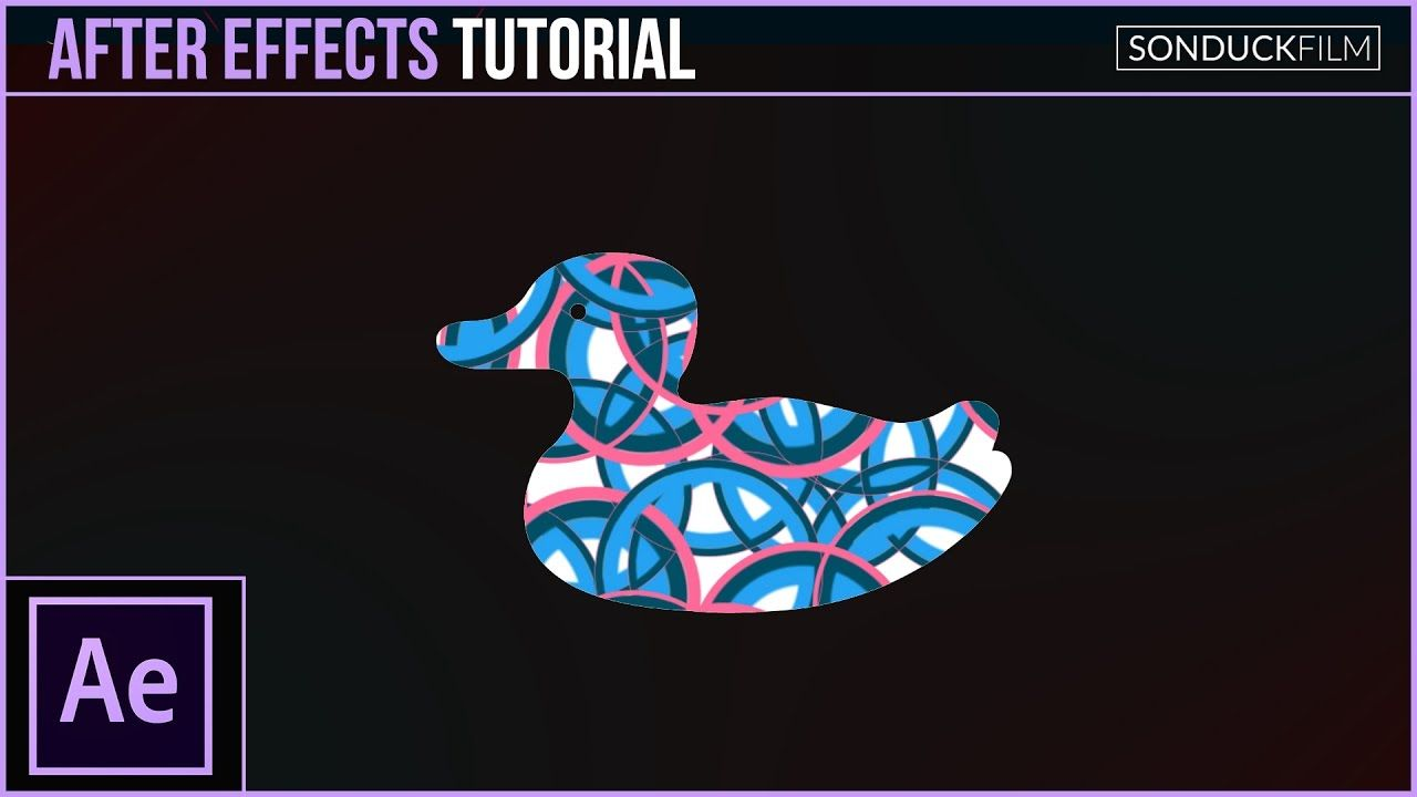 maxresdefault 3 9 - 几何图案标志介绍教程After Effects Tutorial Geometric Pattern Logo Intro - Motion Graphics