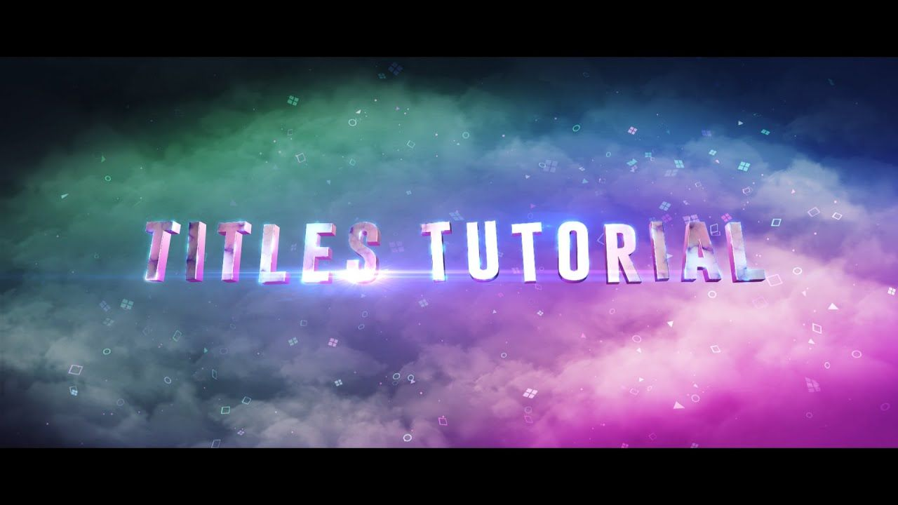 maxresdefault 34 2 - AE教程自杀小队标题娱乐After Effects Tutorial  Suicide Squad TITLES Recreation ( Element 3D and Particular )