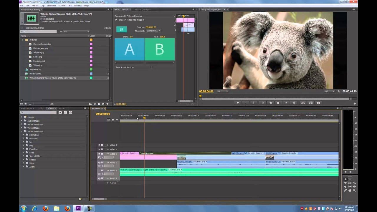 maxresdefault 34 - 如何使用Adobe Premiere进行编辑Adobe Premiere CC How to edit with Adobe Premiere