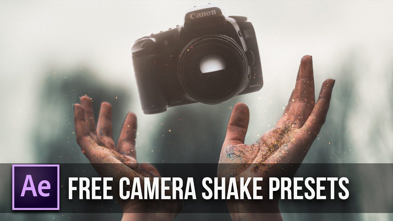 maxresdefault 4 15 - 将相机抖动添加到视频中Add Camera Shake To Your Video  Free Presets  After Effects Tutorial