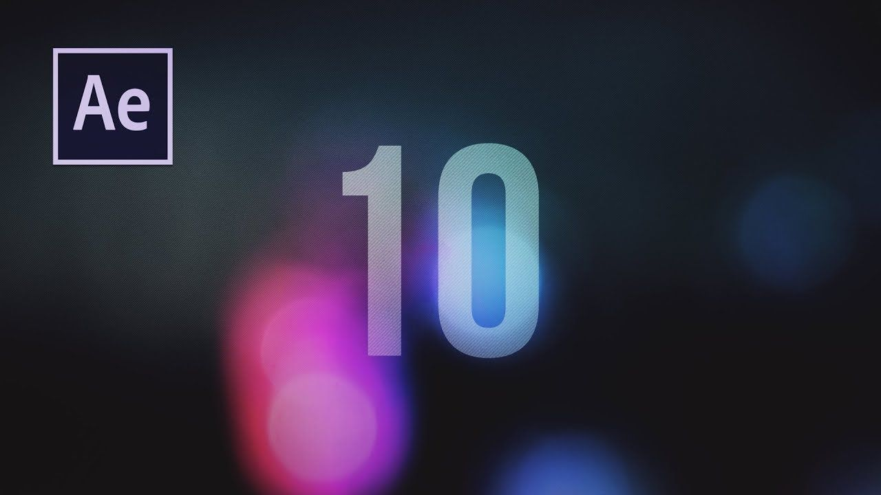 maxresdefault 4 4 - 10个你可能永远不会在AE中使用的效果10 Effects Youll Probably Never Use in After Effects