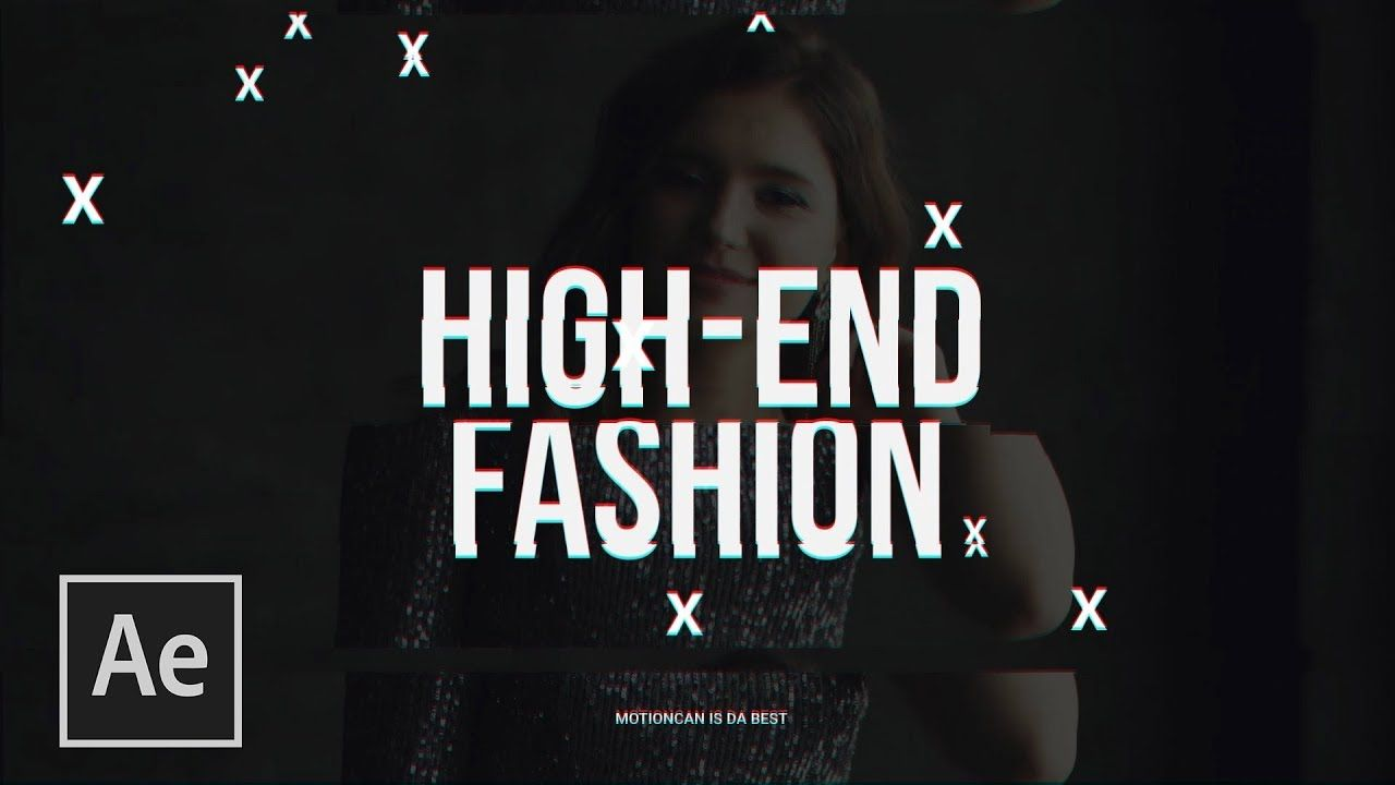maxresdefault 4 5 - 3高端时尚运动图案效果3 High-End Fashion Motion Graphic Effects  After Effects Tutorial