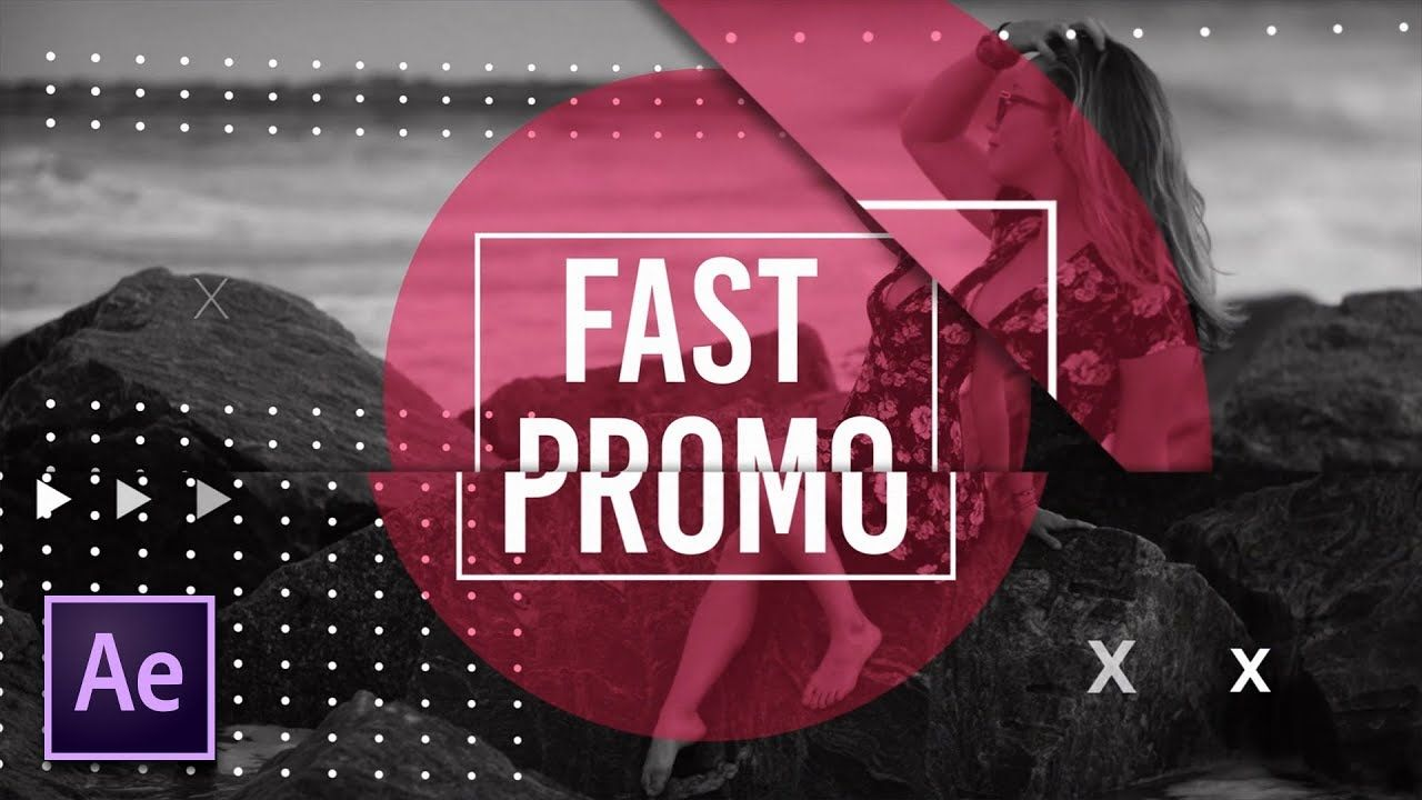 maxresdefault 4 6 - 4种快速入门技巧4 Fast IntroPromo Techniques  After Effects Motion Graphics Tutorial